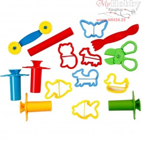Cookie Cutters, size 5-8 cm, 42pcs