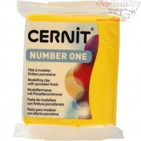 Cernit, yellow (700), 56g