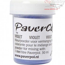 Pavercolor, lavender blue, 30ml