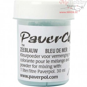 Pavercolor, light blue, 30ml