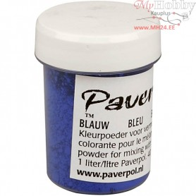 Pavercolor, blue, 40ml