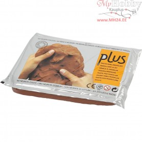 Self-Hardening Clay, terracotta, 1000g
