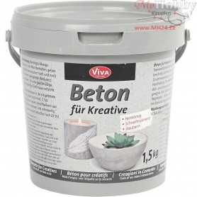 Concrete Craft, grey, 1500g