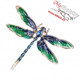 "Brooch ""Beautiful Dragonfly"""