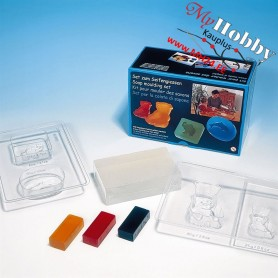 Set for soap-making, small
