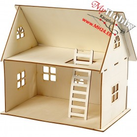 Doll house construction