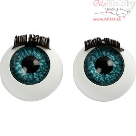 Big Eyes, size 17 mm, 4pcs