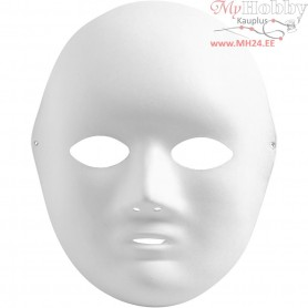 Full Face Mask, H: 22 cm, W: 17 cm, 10pcs
