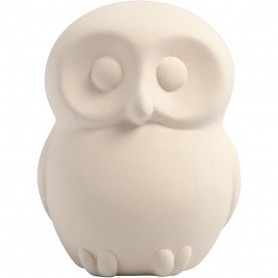 Money Owl (H: 10 cm) - 1 pcs