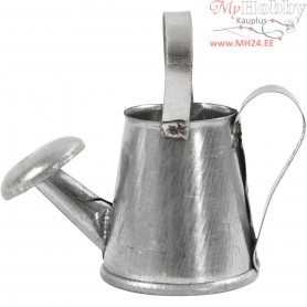 Mini Watering Can , H: 45 mm, 12pcs