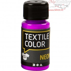 Textile Color Paint, neon lilac, 50ml