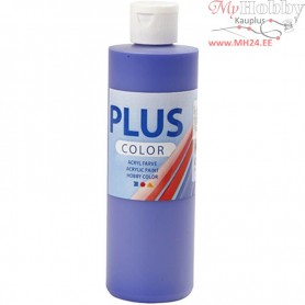 Plus Color Craft Paint, ultra marine, 250ml