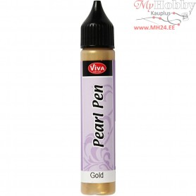 Pearl Pen, gold, 25ml