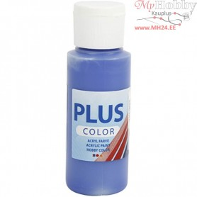 Plus Color Craft Paint, ultra marine, 60ml