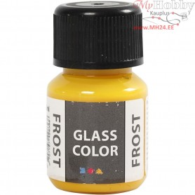 Glass Color Frost, yellow, 35ml