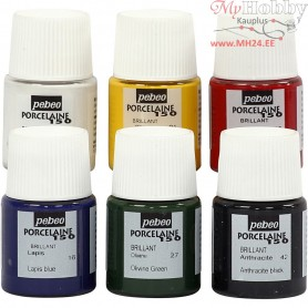 Porcelaine 150, 6x20ml
