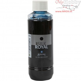 Silk Royal Paint, turquoise, 250ml