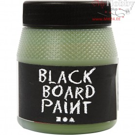 Blackboard Paint, green, 250ml