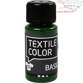 Textile Color Paint, grass green, 50ml