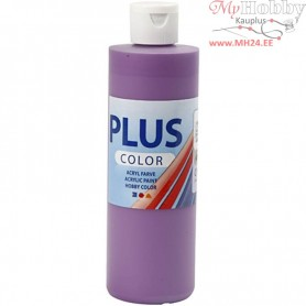 Plus Color Craft Paint, dark lilac, 250ml