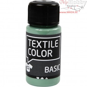 Textile Color Paint, sea green, 50ml