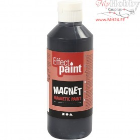 Magnetic Paint, black, 250ml