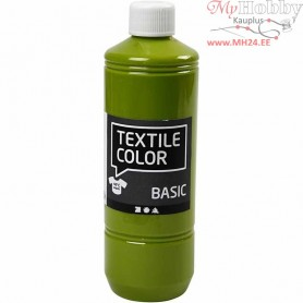 Textile Color Paint, kiwi, 500ml