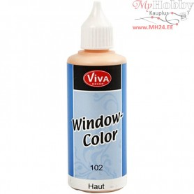 Viva Decor Window Color, light skin colour, 80ml