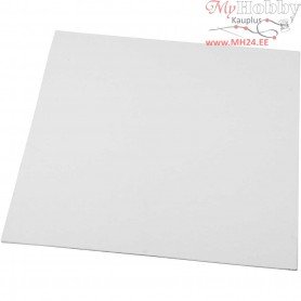 Canvas Panel, size 30x30 cm, thickness 3 mm, 280 g, 10pcs