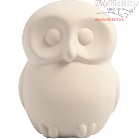 Money Owl, H: 10 cm, 8pcs