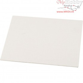 Canvas Panel, size 18x24 cm, thickness 3 mm, 280 g, 10pcs
