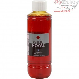 Silk Royal Paint, lemon yellow, 250ml