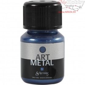 Art Metalic Paint, galaxy blue, 30ml