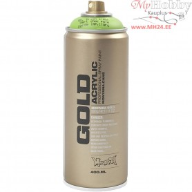 Spray paint, light green, Light Green, 400ml