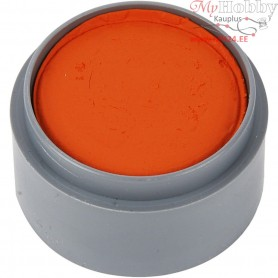 Water-based Face Paint, orange, 15ml