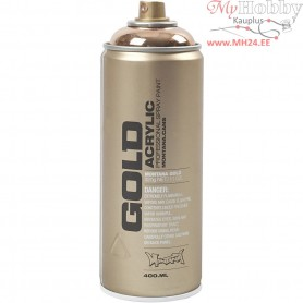 Spray paint, copper, Copper, 400ml