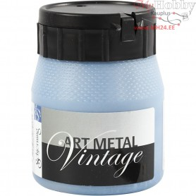 Art Metalic Paint, pearl blue, 250ml