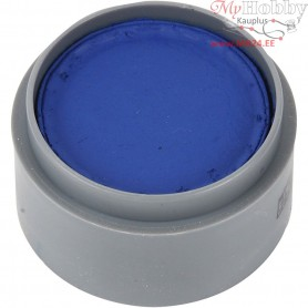 Water-based Face Paint, dark blue, 15ml