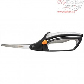Soft-Touch-Scissors, L: 26 cm, universal, 1pc