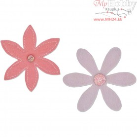Sizzix Bigz Die , D: 7 cm, thickness 8 mm, flower, 1pc