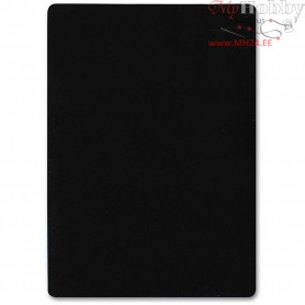 Silicone Plate, size 15,3x21,6 cm, thickness 2 mm, 1pc