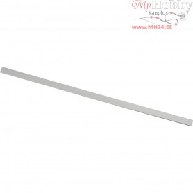 Cutting Bar, L: 30 cm, W: 12 mm, 1pc