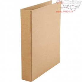 Ring binder, size 28x31,5 cm, W: 50 mm, 1pc