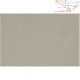 French Card, sheet 500x650 mm,  160 g, Flannel Grey, 1sheet