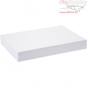 Drawing Paper, A3 297x420 mm,  80 g, white, 500sheets