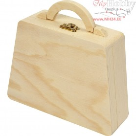 Bag, size 17,5x13x5,5 cm, pine, 1pc