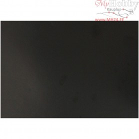 Glazed Paper, sheet 32x48 cm,  80 g, black, 25sheets