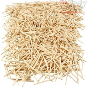 Matchsticks, L: 48 mm, D: 2 mm, 1kg
