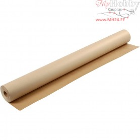 Kraft Paper, W: 150 cm,  200 g, brown, 50m