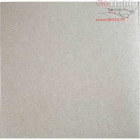 Pearlescent Paper, A4 210x297 mm,  120 g, silver, structure, 10sheets